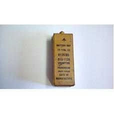 FIELD TELEPHONE BATTERY DRY 1.5V NO 12